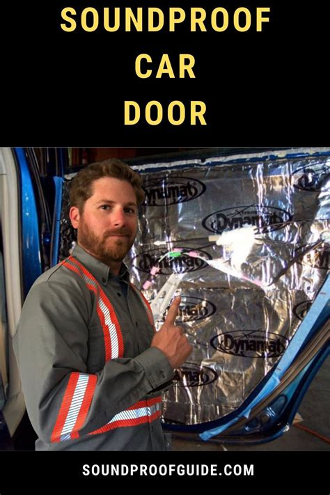 Diy-Sound-Proofing-Car-Door