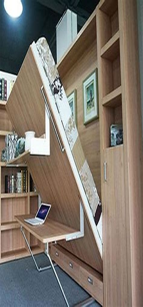 Diy-Space-Saving-Bed-Frame
