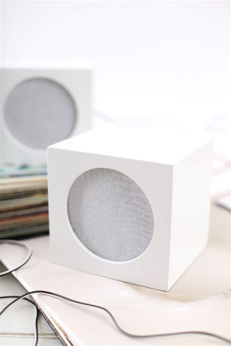 Diy-Speaker-Box-Cover