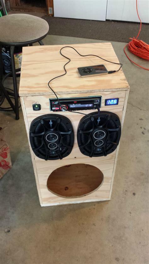 Diy-Speaker-Box-For-Car
