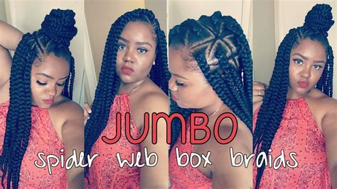 Diy-Spider-Web-Box-Braids