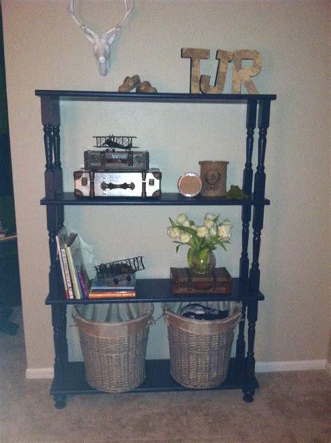 Diy-Spindle-Bookcase