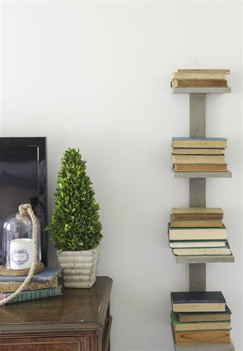 Diy-Spine-Shelves