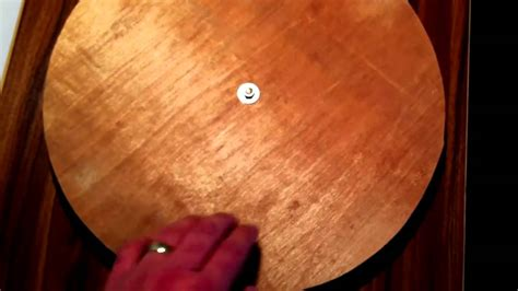 Diy-Spinning-Table