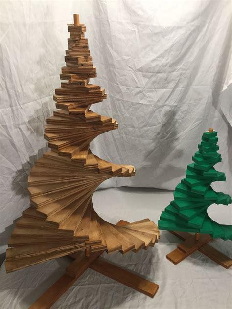 Diy-Spiral-Wood-Christmas-Tree