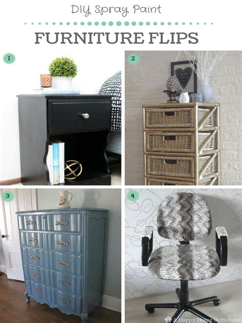 Diy-Splatter-Paint-Furniture