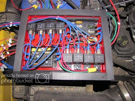 Diy-Spod-Relay-Box