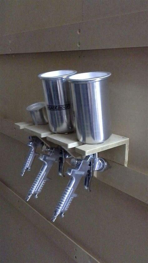 Diy-Spray-Gun-Shelf