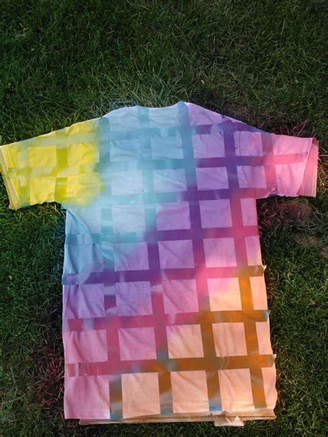 Diy-Spray-Paint-Shirt