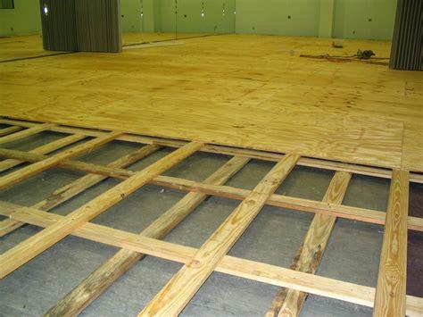 Diy-Sprung-Wood-Floor