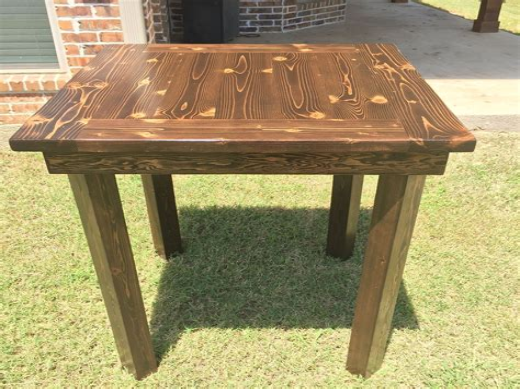 Diy-Square-Pub-Table