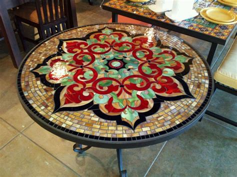 Diy-Square-Table-Mosaic-Instructions