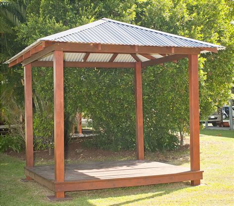 Diy-Square-Wooden-Gazebo