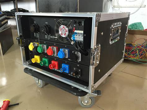 Diy-Stage-Lighting-Dimmer-Box