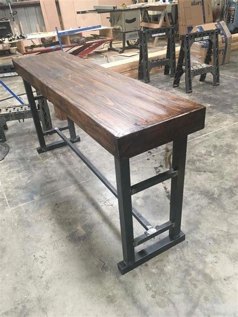Diy-Standing-Bar-Table