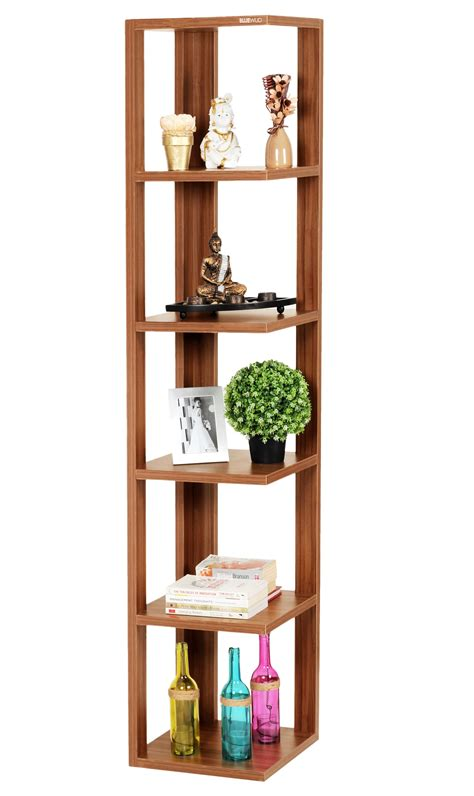 Diy-Standing-Corner-Shelf