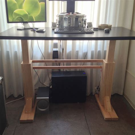 Diy-Standing-Desk-Wood