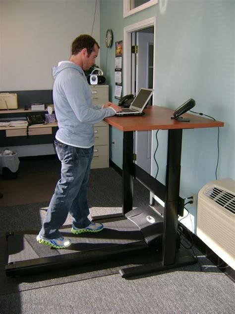 Diy-Standing-Treadmill-Desk