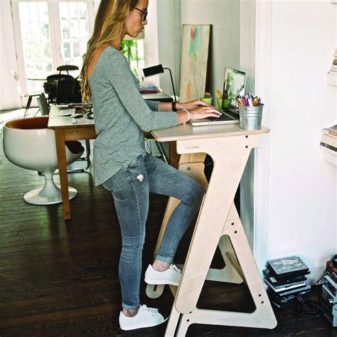 Diy-Standing-Work-Desk