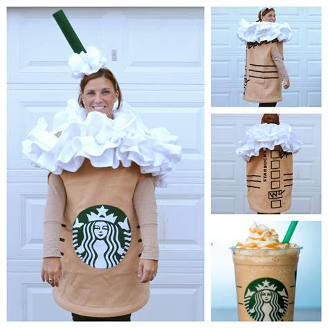 Diy-Starbucks-Frappuccino-Costume