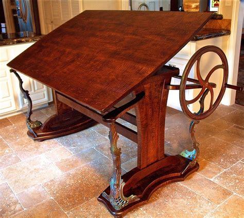 Diy-Steampunk-Drafting-Table
