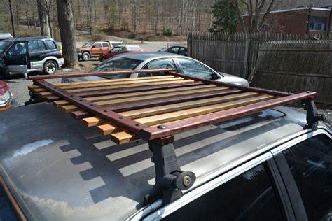 Diy-Steel-Roof-Rack