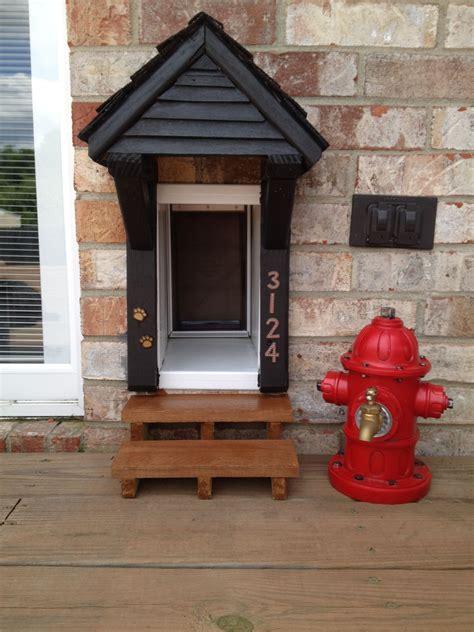 Diy-Step-Down-For-Dog-Door