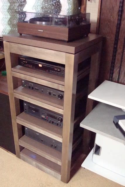 Diy-Stereo-Component-Cabinet-Plans