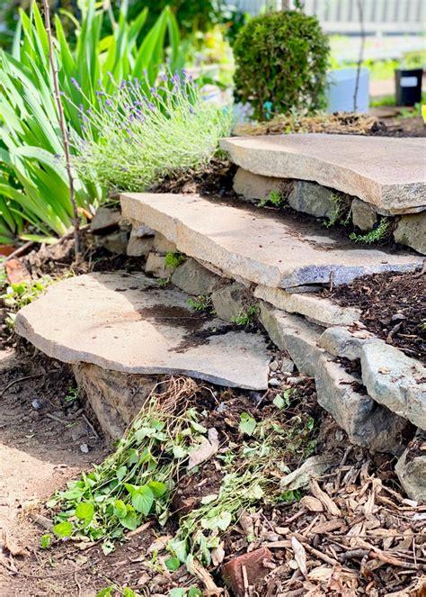 Diy-Stone-Steps