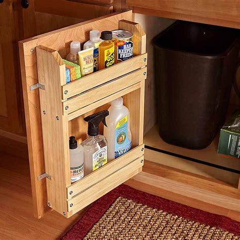 Diy-Storage-Ideas-For-Inside-Cabinet-Doors