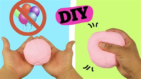 Diy-Stress-Ball-Without-Balloon