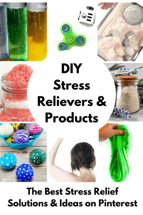 Diy-Stress-Relievers