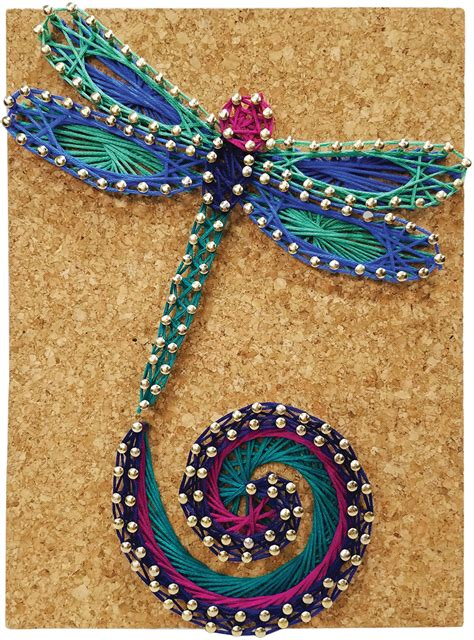 Diy-String-Art-Kit