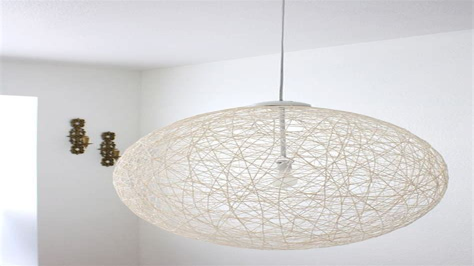 Diy-String-Pendant-Light