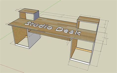 Diy-Studio-Desk-Plans-Free