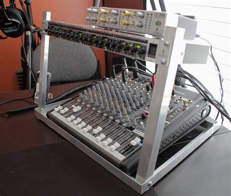 Diy-Studio-Desktop-Rack