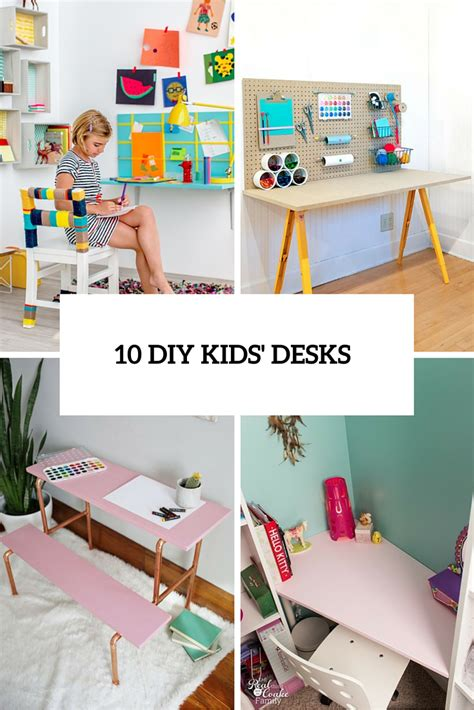 Diy-Study-Table-Cover