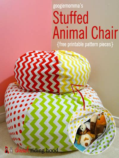 Diy-Stuffed-Animal-Bean-Bag-Chair