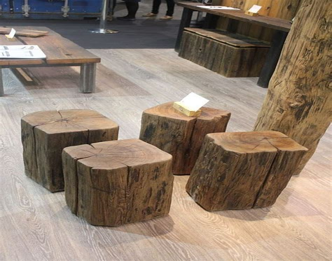 Diy-Stump-Chair