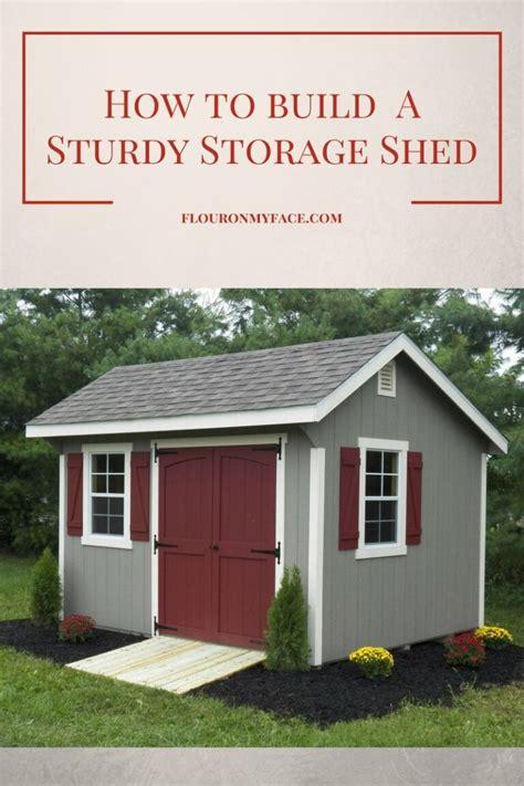 Diy-Sturdy-Shed