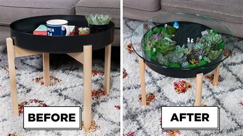 Diy-Succulent-Coffee-Table