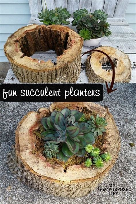 Diy-Succulent-Planter-Wood