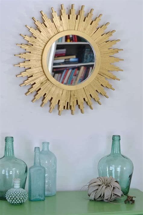 Diy-Sunburst-Mirror-Wood-Shims