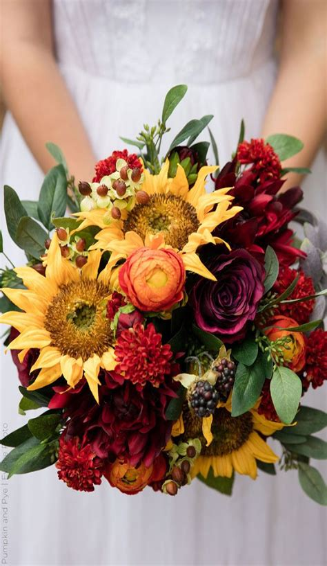 Diy-Sunflower-Bouquet