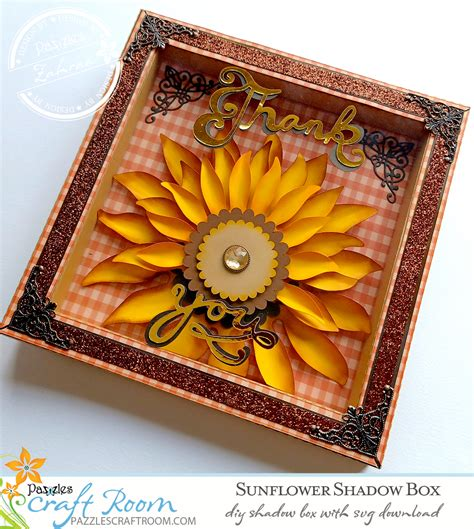 Diy-Sunflower-Box