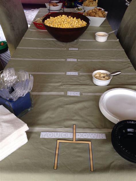 Diy-Super-Bowl-Table-Decorations