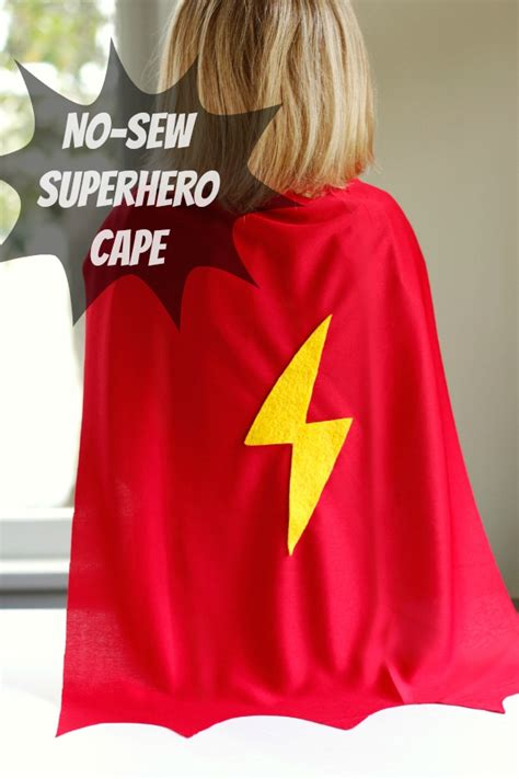Diy-Superhero-Cape-No-Sew