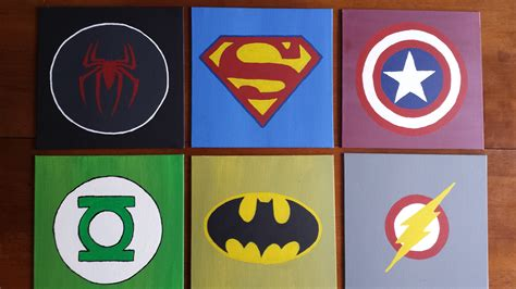 Diy-Superhero-Logo