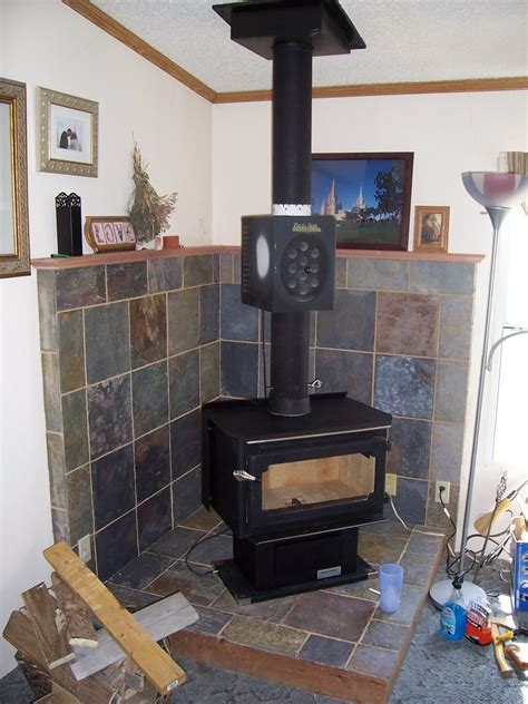 Diy-Surrounds-For-Wood-Burning-Stoves