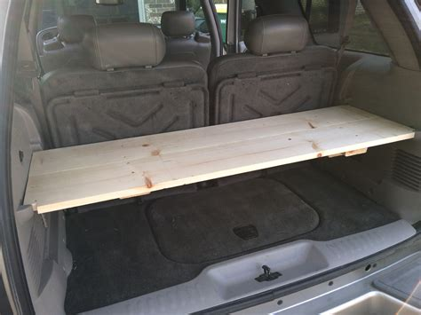 Diy-Suv-Shelf